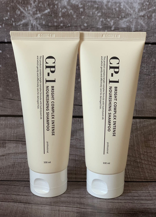 Протеиновый шампунь cp-1 bright complex intense nourishing shampoo