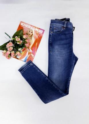 Приятный уютные джинсы на пуговицах object  размер 25 и 27