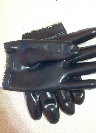 Перчатки нафтовик (рабочие)