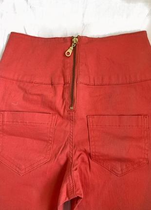 Новые!!! джинсы с высокой талией!