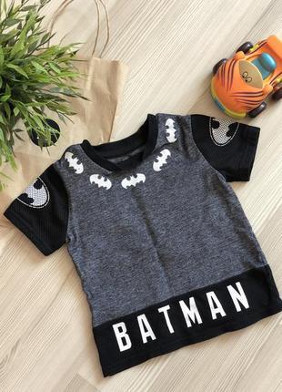 Стильная футболочка batman