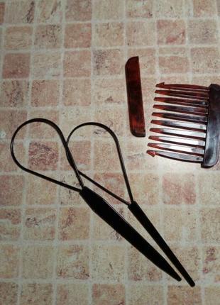 Набор аксессуаров для причесок, укладки волос, avon