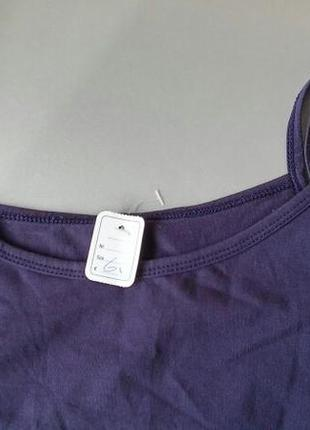 Новое классное платье-майка в бельевом стиле синее на бретельках sutherland xs-s
