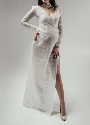 Платье для фотосессии, платье для беременной, вечернее платье