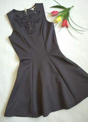 Стильне круте плаття, розмір 8