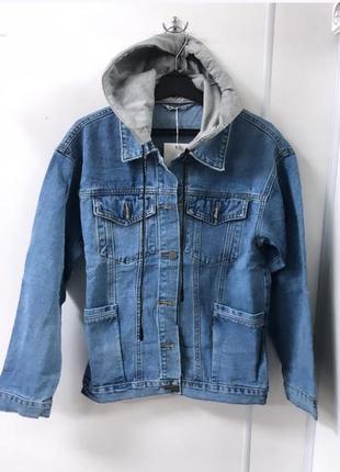 Крутые джинсовые куртки 😍😍😍