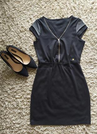 Маленьке чорне плаття чорна сукня / маленькое чёрное платье