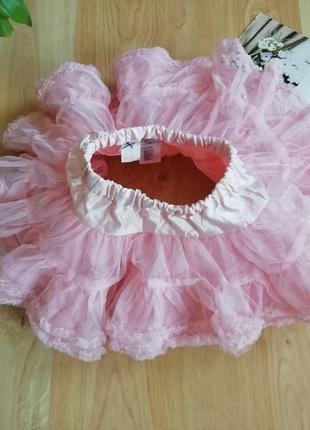 Фатиновая юбка на девочку h&m