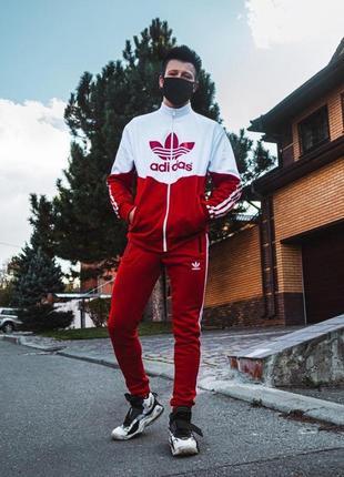 Хит ‼️мега крутой спортивный костюм adidas1 фото