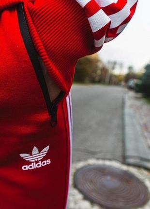 Хит ‼️мега крутой спортивный костюм adidas5 фото