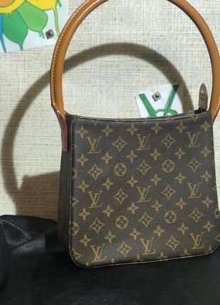 Шикарная оригинальная сумка louis vuitton