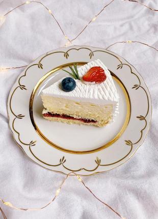 Винтажная тарелочка2 фото