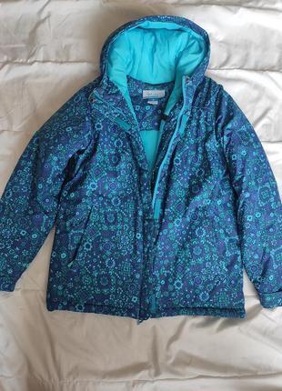 Курточка зимняя, , columbia оригинал
