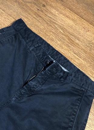 Классические мужские штаны синие