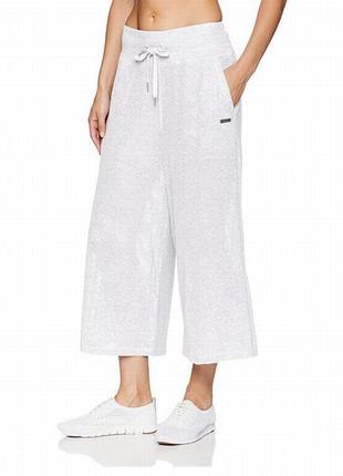 Calvin klein штаны кюлоты белые оригинал м 12 46