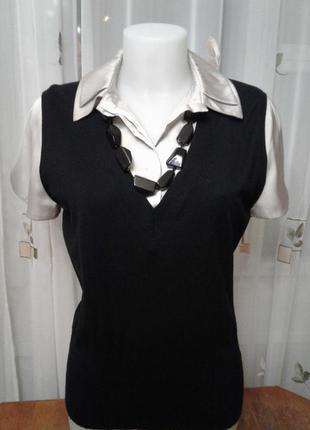 Двойка #джемпер #блуза для офиса #next