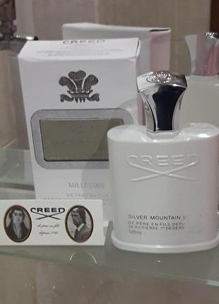Creed silver mountain water 120 ml унисекс