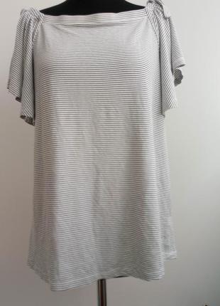 Трендовая блузка футболочка от f&f