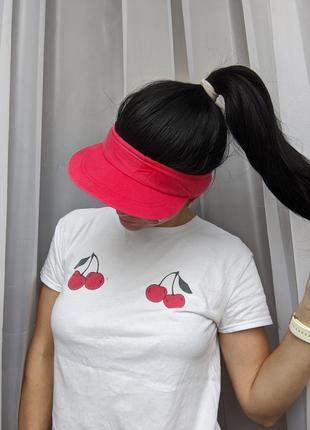 Женска кепка козырек для бега