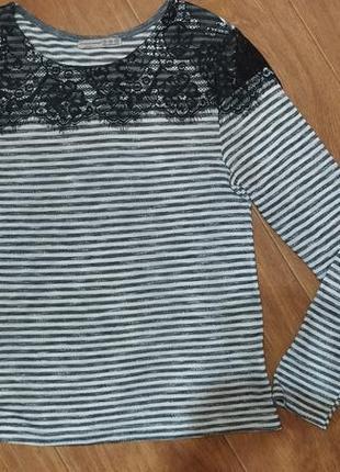 Тельняшка кофта свитер