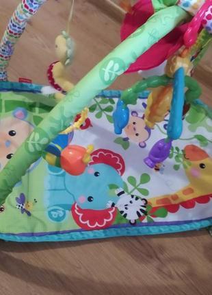 Развивающий коврик детский