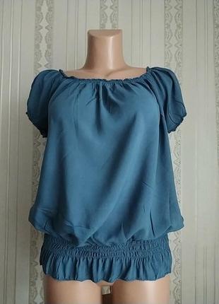 Легкая воздушная блузка италия
