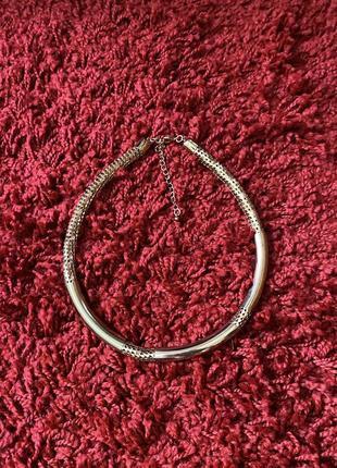 Колье ожерелье бижутерия