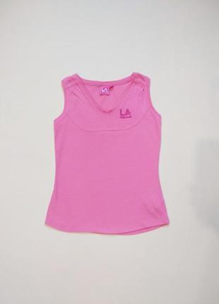 Спортивная футболка майка la gear 10-12 лет