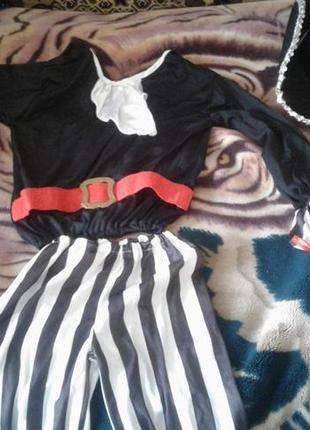 Детский костюм пирата
