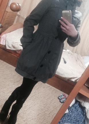 Пальто демисезонное  vero moda