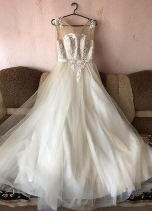 New свадебное платье