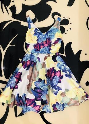 Платье летнее женское moschino