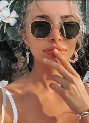 Солнцезащитные очки тренд 2020г