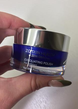 Polish zo skin health obagi - полирующий скраб