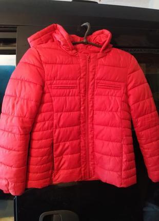 Куртка для дівчинки 11-12років zara