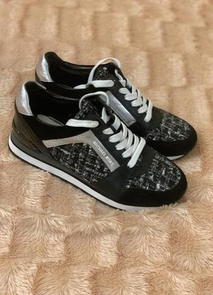 Кроссовки кроссы michael kors кеды туфли мокасины