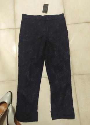 Кружевные бриджи  штаны mango стиль и шик