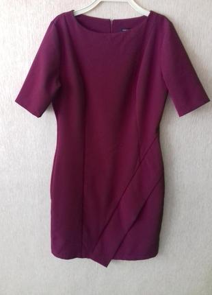 Шикарное качественное итальянское  платье
