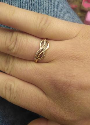 Обмен кольцо золотое 585