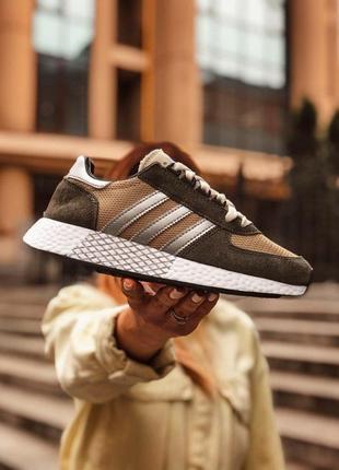 Adidas marathon tech мужские кроссовки весна\лето\осень