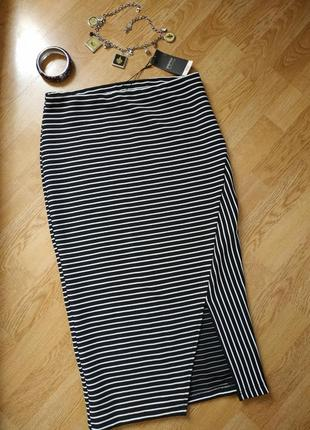 Стильна довга спідниця длинная юбка