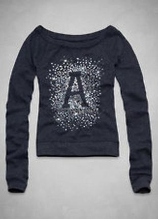 Abercrombie & fitch свитер