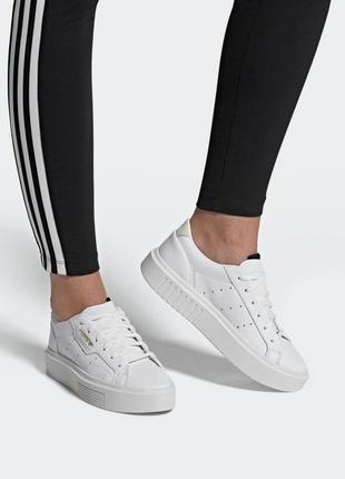Кроссовки женские adidas originals sleek super размер 37