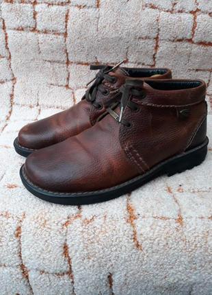 Ботинки camel