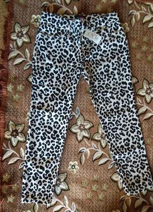 Продам хлопковые брюки (джинсы) на девочку, сhildren place, новые