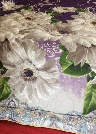 Шикарные качественные летние одеяло (покрывало) все размеры,разные расцветки!