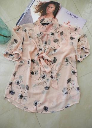 Стильна блуза в кульбабки від  dorothy perkins