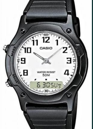 Часы casio aw-49h-7bvef - купить стильные часы, не дорого