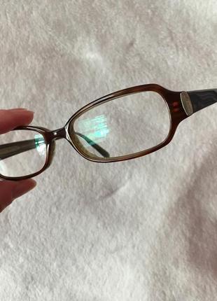 Очки лечебные calvin klein,оправа.