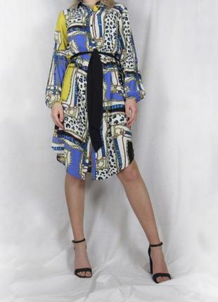 Красивое трендовое платье